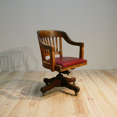 <img class='new_mark_img1' src='https://img.shop-pro.jp/img/new/icons50.gif' style='border:none;display:inline;margin:0px;padding:0px;width:auto;' />Vintage Arm Chair / W.H.GUNLOCKE CHAIR