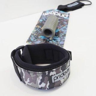 プライドMリーシュコード アーム(二の腕装着メンズサイズ)ボディボード用カモフラ柄