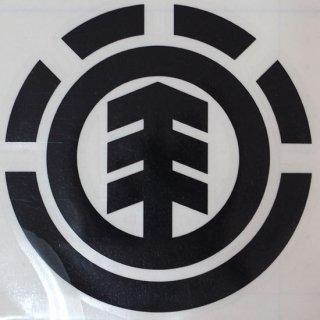 エレメント ステッカー【ELEMENT】カットタイプ