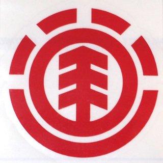 エレメント ステッカー【ELEMENT】カットタイプ小