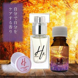 幸せ運ぶ秋 20%オフ10,560円セット 自分で自分をケアする香り イノセントユース