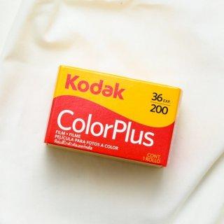 KODAK カラーネガフィルム Color Plus  ISO200 36枚撮り 《カメラ・レンズと同時購入で送料無料》