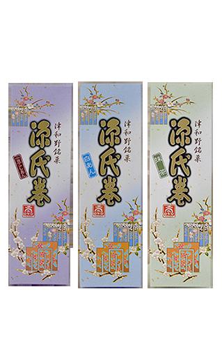 源氏巻3本セット 沙羅の木