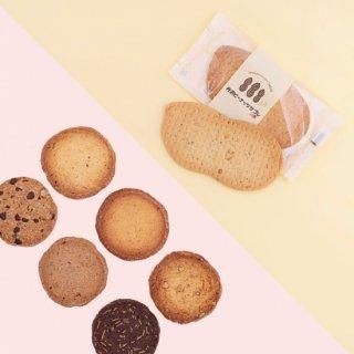 丹沢ピーナッツサブレ& カントリークッキー詰め合わせ