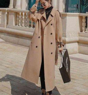 チェスターコート レディース アウター コート ロング 30代 40代 冬 バイカラー おしゃれ きれいめ 上品 ロングコート 通勤 厚手 暖かい ブラウン