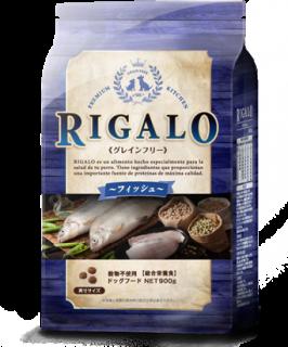 RIGALO フィッシュ【内容量:3.6kg】