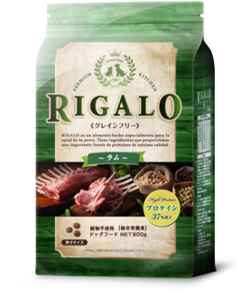 RIGALO ラム【内容量:3.6kg】