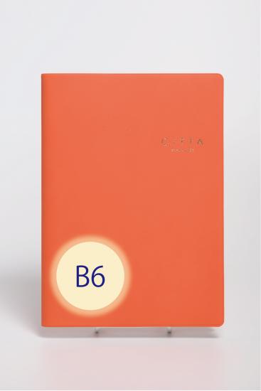 CITTA手帳<br/>2022年度版(2021年10月始まり)<br/>B6 マンダリンオレンジ