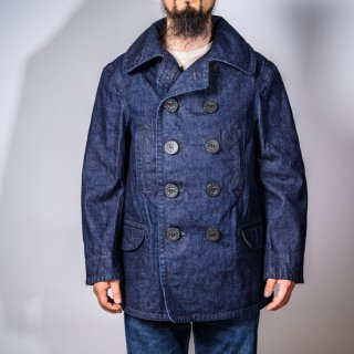 Pコート デニム (Pea Coat denim)