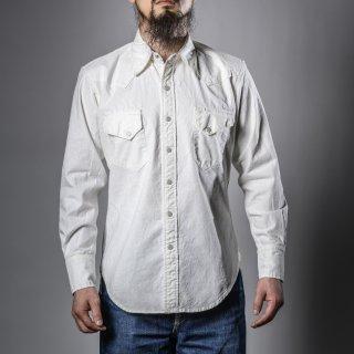 BONCOURA Western shirt white