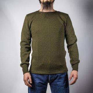 シーマンズセーター オリーブ (sea mans sweater olive)