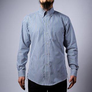BONCOURA BD Shirt London Stripe Blue