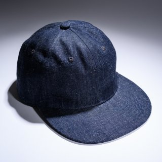 US navy cap denim