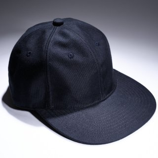 US navy cap deck cloth deep dark navy