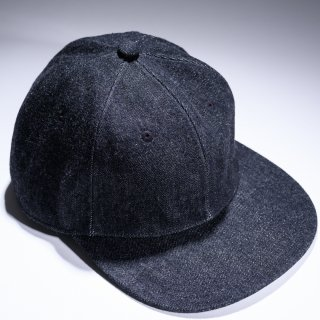 US navy cap denim black 9th anniversary model