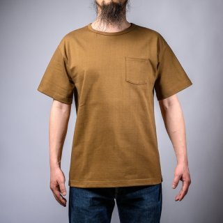 Heavy Weight Pocket Tee Coyote