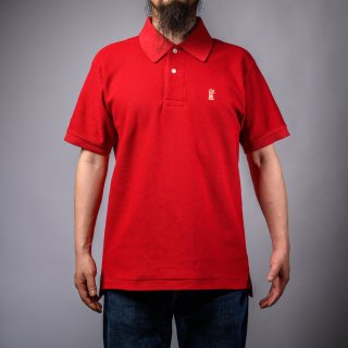 Heavyweight Polo Red