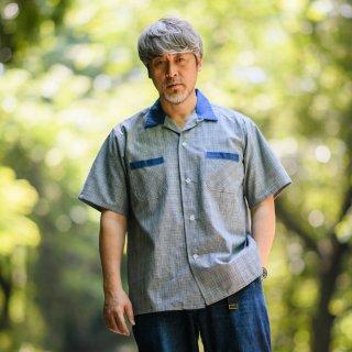 ワンナップシャツ半袖  SALON BONCOURA Limited Edition