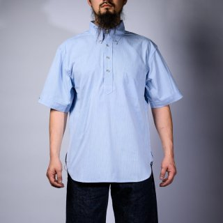 Pullover Shirt Cord Lane Blue