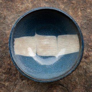 BONCOURA 丸鉢 大 インディゴヒッコリー