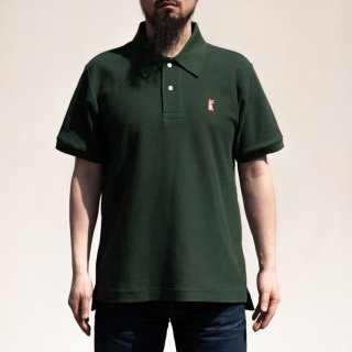 Heavyweight Polo Olive