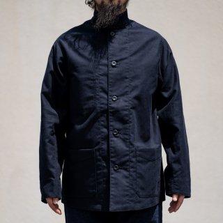 English Work Jacket Moleskin Dark navy