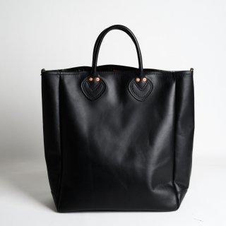 BONCOURA Leather Tote Bag black