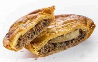 【冷蔵】フランス産鴨肉とフォアグラのパイ3個セット