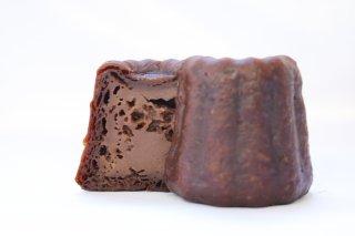 【冷凍】生チョコカヌレ 9個セット