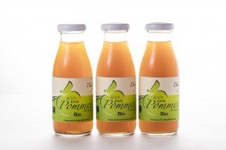 フランス直輸入Bioりんごジュース3本セット
