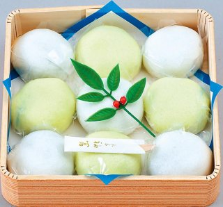 仏事饅頭 ソ-6