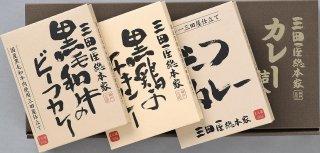 三田屋総本家カレー詰合せ テ-13