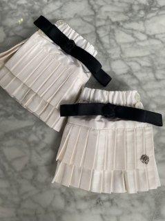 Pleated sleeves(プリーツスリーブ)