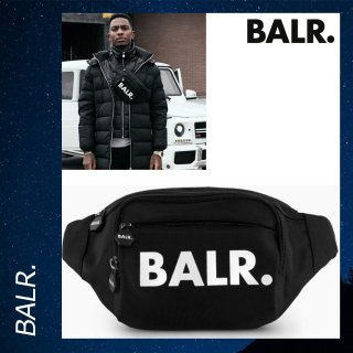 BALR. 【ボーラー】 Uシリーズ ウエストバッグ ボディーバッグ<img class='new_mark_img2' src='https://img.shop-pro.jp/img/new/icons29.gif' style='border:none;display:inline;margin:0px;padding:0px;width:auto;' />