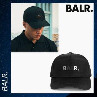 BALR. 【ボーラー】 クラシック オックスフォード キャップ 帽子 ブラック