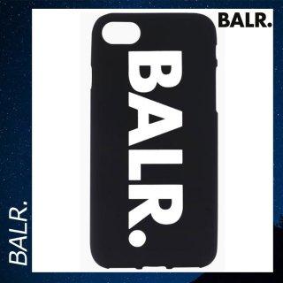 BALR. 【ボーラー】 iPhone 7/8  シリコン スマホケース カバー ビッグロゴ