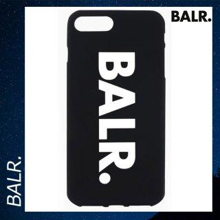 BALR. 【ボーラー】 iPhone 7+/8+ Plus スマホケース カバー ビッグブランドロゴ