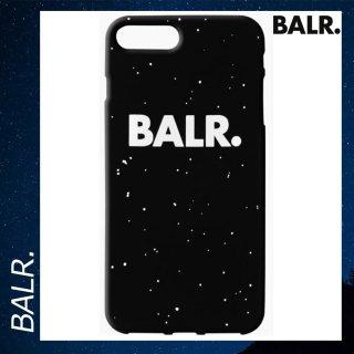 BALR. 【ボーラー】 iPhone 7+/8+ Plus シリコン スプラッタ スマホケース カバー