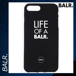 BALR. 【ボーラー】 LOAB iPhone 7 8 シリコン スマホケース カバー