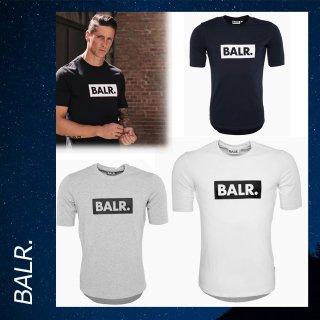BALR. 【ボーラー】 クラブ Tシャツ 半袖 カットソー