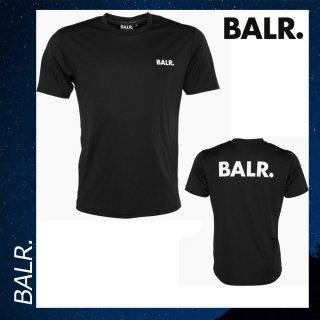BALR. 【ボーラー】 Fシリーズ フィットネス ジム エクササイズ Tシャツ 半袖