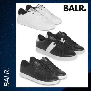 BALR. 【ボーラー】 レザー ラグジュアリー スニーカー シューズ<img class='new_mark_img2' src='https://img.shop-pro.jp/img/new/icons20.gif' style='border:none;display:inline;margin:0px;padding:0px;width:auto;' />