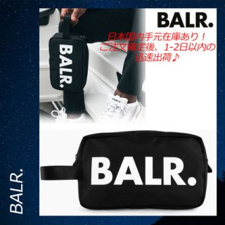 BALR. 【ボーラー】 Uシリーズ トイレタリー キット コンパクト バッグ<img class='new_mark_img2' src='https://img.shop-pro.jp/img/new/icons29.gif' style='border:none;display:inline;margin:0px;padding:0px;width:auto;' />