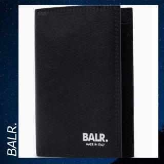 BALR. 【ボーラー】 レザー カードケース ホルダー