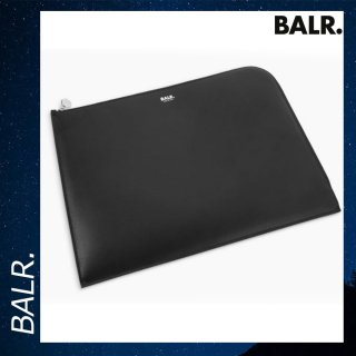 BALR. 【ボーラー】 レザー ノートパソコン 収納 ケース バッグ