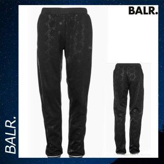 BALR. 【ボーラー】 ヘキサゴン スウェット パンツ ブラック ボトムス 黒