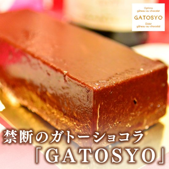 ガトーショコラ 「GATOSYO」