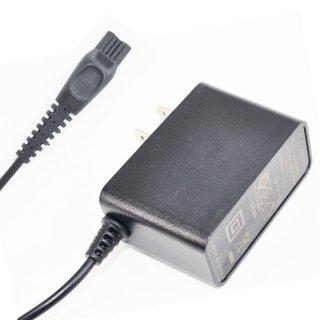 Philips フィリップス電気シェーバー充電器 PSE認証 PHILIPS ACアダプター 15V電源交換用充電器 SUCCUL