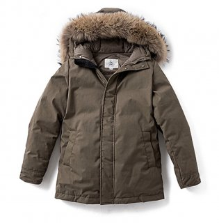 PYRENEX『ピレネックス』正規取扱店 Annecy Jacket-SAUGE(OLIVE)