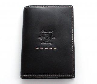Stefano Bianchini (ステファノ・ブランキーニ)日本販売店 カードケース ART403-NERO DELAVEE